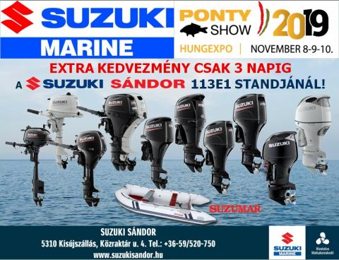 2019. november 7-8-9. Hungexpo PONTYSHOW