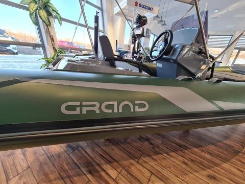 Grand hajók forgalmazása
