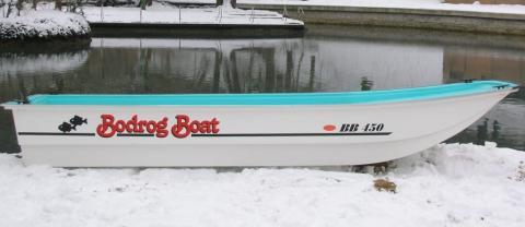 Bodrog Boat BB-450