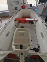 DF6-os motor és DS360AL csónaktest együtt!