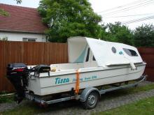 Tisza Fishing Boat TFB-550